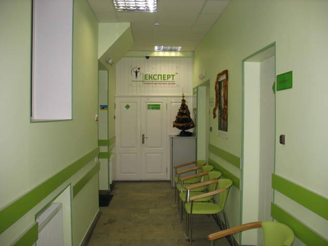 Медецинский диагностический центр. Томография. 1