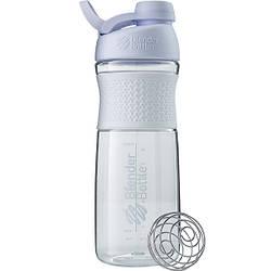 Бутылка-шейкер спортивная BlenderBottle SportMixer Twist 820ml White SKL24-144923
