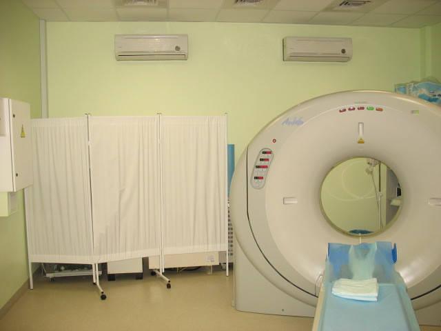 Медецинский диагностический центр. Томография. 2
