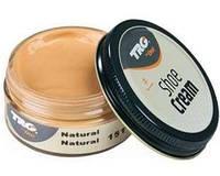 Крем - краска для обуви и изделий из кожи телесный Trg Shoe Cream, 50 мл