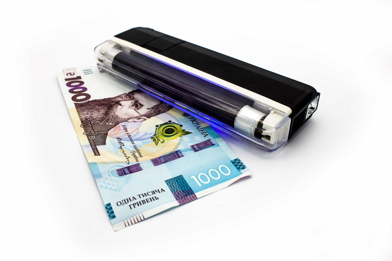Портативный детектор валют/банкнот UKC DL-01