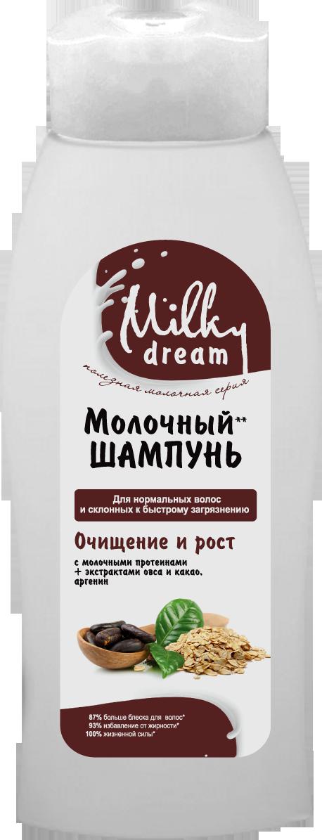 Milky Dream Шампунь