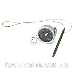 Термометр 0-500° для печей GGF