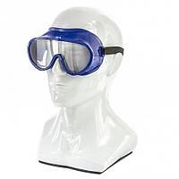 Очки защитные закрытого типа, герметичные, поликарбонат Сибртех