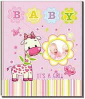 Фотоальбом EVG 10x15x300 BKM46300 Baby pink