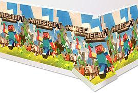 """Скатертина """"Майнкрафт"""", 180*110 см, Скатерть """"Minecraft"""""""