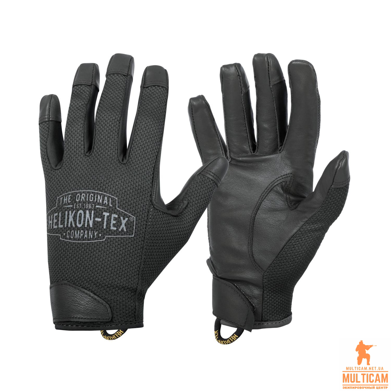 Рукавички Helikon-Tex® Rangeman Gloves - Black