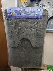 Набор ковриков для ванной, фото 3