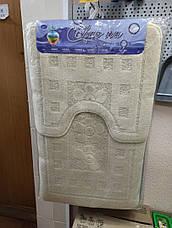 Набор ковриков для ванной, фото 2