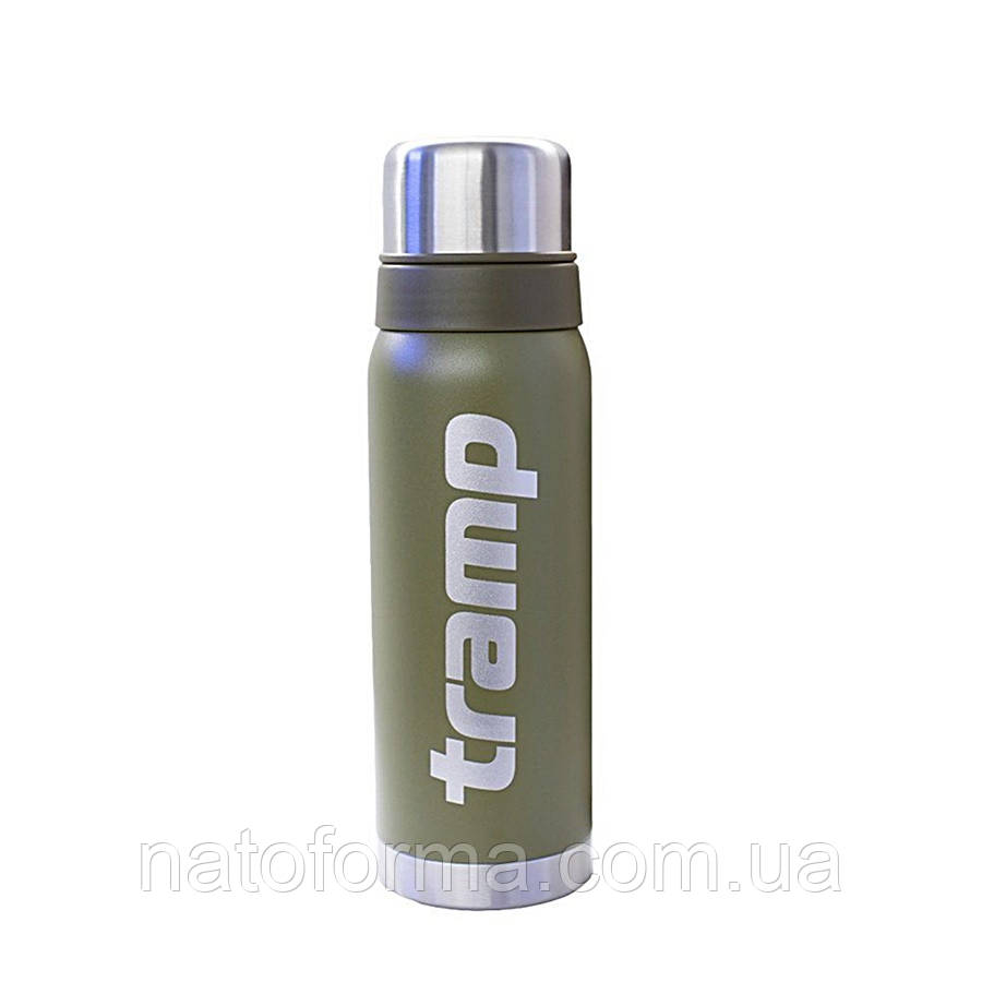 Термос0,75 л Tramp TRC-031-olive