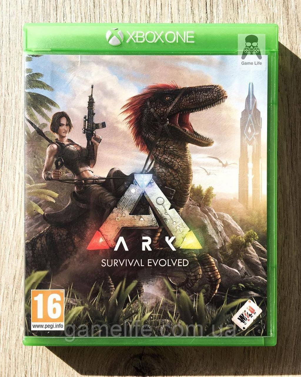 ARK Survival Evolved (рус. суб.) (б/у) Xbox One