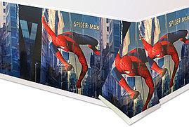 """Скатертина """"Людина Павук"""", 180*110 см, Скатерть """"Спайдермен"""""""