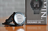 Новые Спортивные Часы Garmin Forerunner 245 Мультиспорт