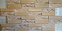Пластикова листова стінова панель ПВХ Грейс Grace Цеглинка 0,3мм 980*490 мм