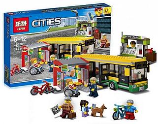 Конструктор City