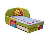 Дитячий диван Сонечко Віка, фото 3