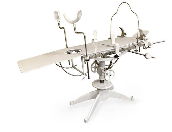 Стол операционный с механическим подъемом, фото 2