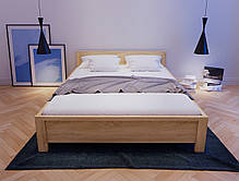 Кровать Kaspian  LOZ/140 (BRW), фото 3