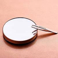 Набор мини-пинцет и зеркало Tweezerman Rose Gold Mini Slant Tweezer and 10x Mirror