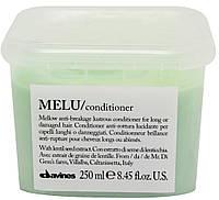 Кондиционер для предотвращения ломкости волоc Davines MELU 250 мл