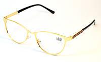 Женские очки в металле (МС 111 зол), фото 1