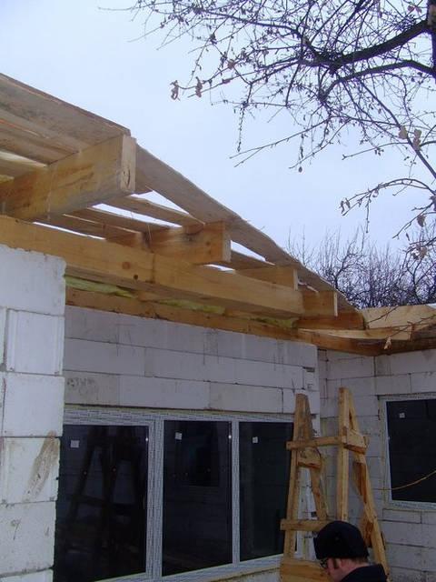 Строительство и проэктирование частного дома. г.Харьков, Большая Даниловка. 4