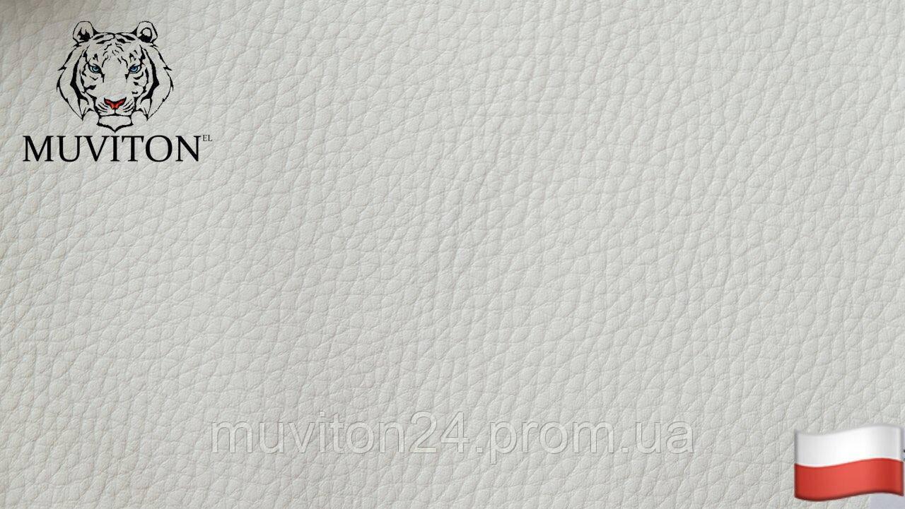 """Шкірозамінник екокожа 1,45 для меблі  """"dollaro""""  білий"""