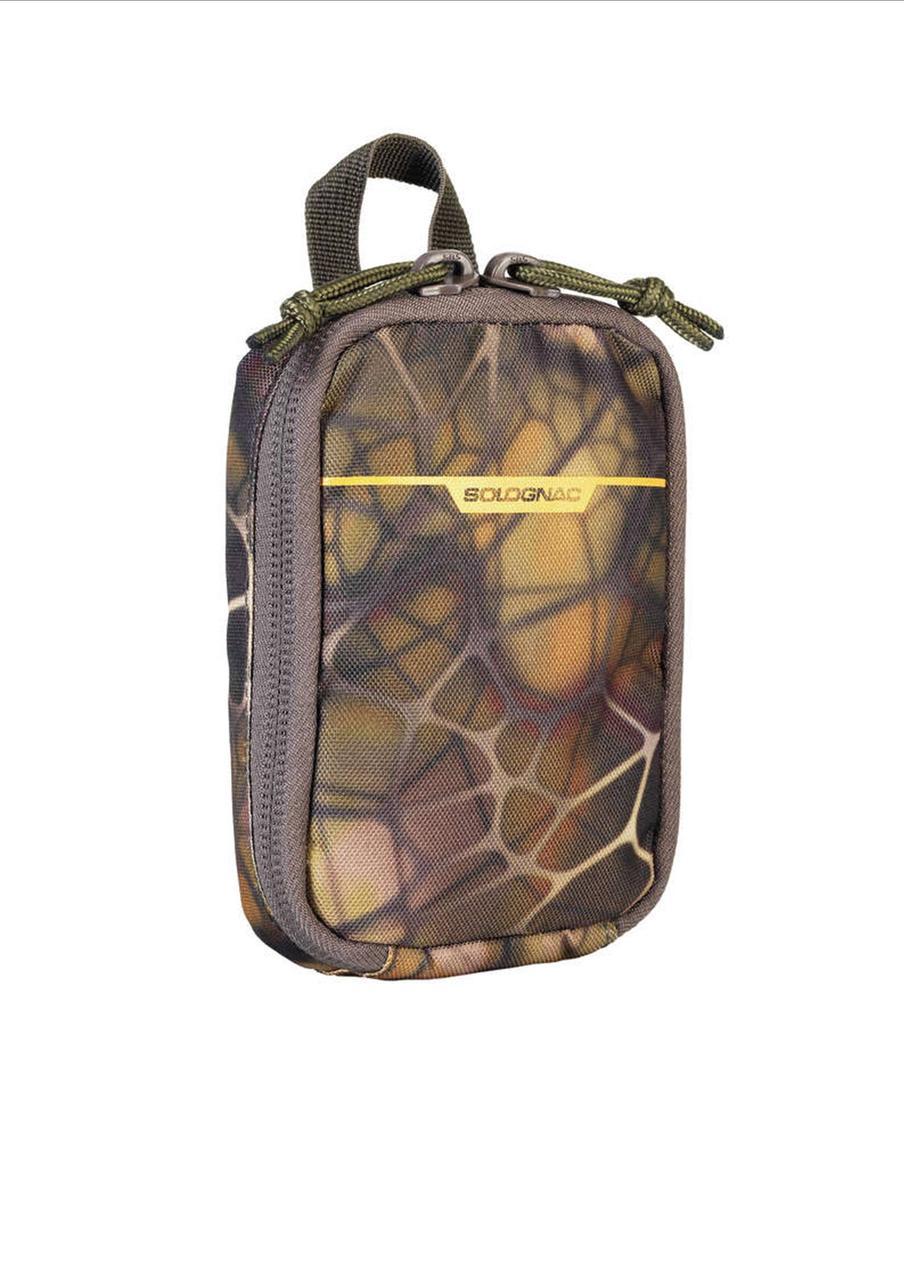 Карманный органайзер охотничий X-ACC S  10 X 14 СМ камуфляж SOLOGNAC