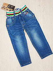 Джинсовые брюки для мальчиков, Grace, арт. 0082, р 92