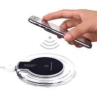 Бездротова зарядка Wireless Charger Fantasy з адаптером андроїд, 5Вт, 2А, бездротові зарядки, зарядка, бездротове зарядний пристрій