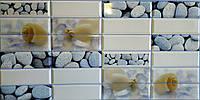 Пластикова листова стінова панель ПВХ Грейс Grace Свіжість 0,3мм 955*480 мм