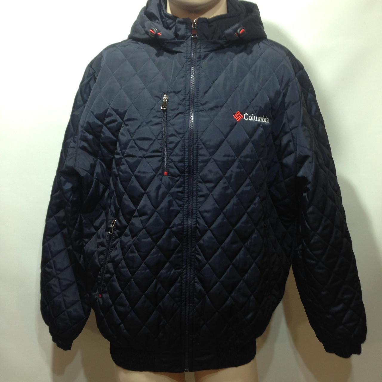 Чоловіча куртка весняна (Великих розмірів) демісезонна куртка