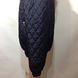 Чоловіча куртка весняна (Великих розмірів) демісезонна куртка, фото 5