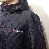 Чоловіча куртка весняна (Великих розмірів) демісезонна куртка, фото 2