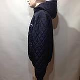 Чоловіча куртка весняна (Великих розмірів) демісезонна куртка, фото 8