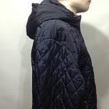 Чоловіча куртка весняна (Великих розмірів) демісезонна куртка, фото 9