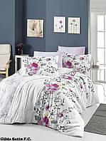 Комплект постельного белья сатин First Choice Gilda