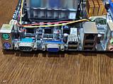 БО комплект для апгрейда ASUS M2A74-AM процесор AMD Phenom X3 8450 2.1 GHz 3 ядра 4Гб ОЗУ відео вбудоване 004, фото 3