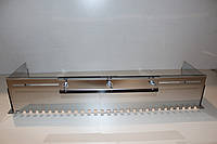 Раздвижная гребенка для нанесения клея (для стены и пола)