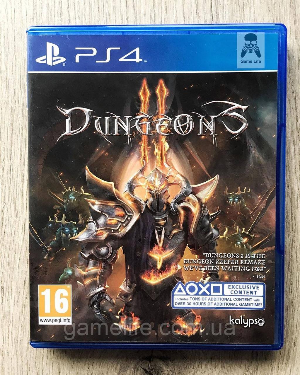 Dungeons 2 (рус. суб.) (б/у) PS4