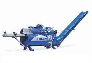Дровокол RCA 380 з транспортером 4 м  (Дровокол с транспортером)