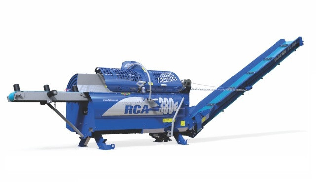 Дровокол RCA 380Е з транспортером 4 м