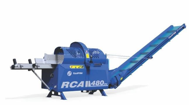 Дровокол RCA 480 JOY PLUS з транспортером 4 м