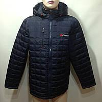 Куртка мужская осенняя, (Больших размеров) демисезонная куртка