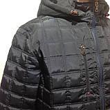 Куртка чоловіча, осіння стьобаний р. Л,ХЛ,ХХХЛ, фото 3
