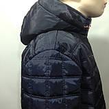 Куртка чоловіча, осіння стьобаний р. Л,ХЛ,ХХХЛ, фото 4