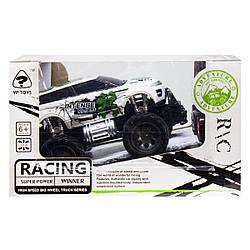 """Машинка на радиоуправлении """"Range Rover"""" (белый)"""