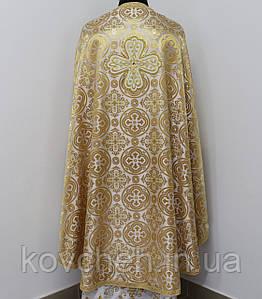 Священичі ризи, золотий