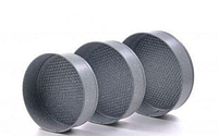 Форма антипригарная разъемная круглая с гранитным напылением Ø 280*260*240 мм; (набор 3 шт ) Empire 8152