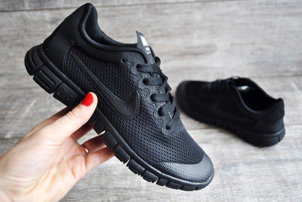 Кросівки для залу і перегони в стилі Nike Free Run 3.0 унісекс